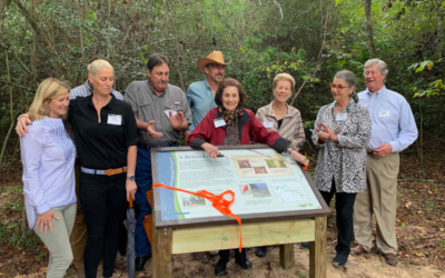 Peckinpaugh Preserve – Interpretive Signage Project
